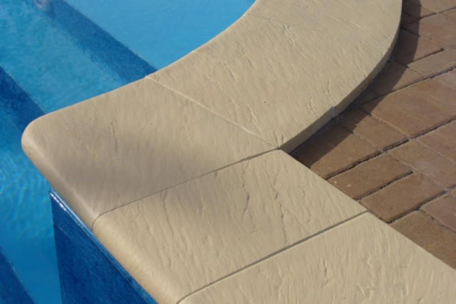 Bazénové lemy a dlažby
